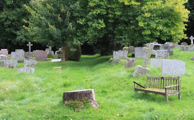 All Saints Churchyards Sanctuary