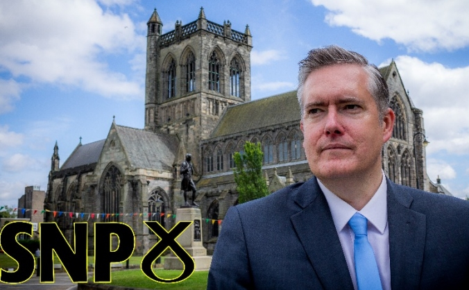 Re-elect George Adam as Paisley's MSP