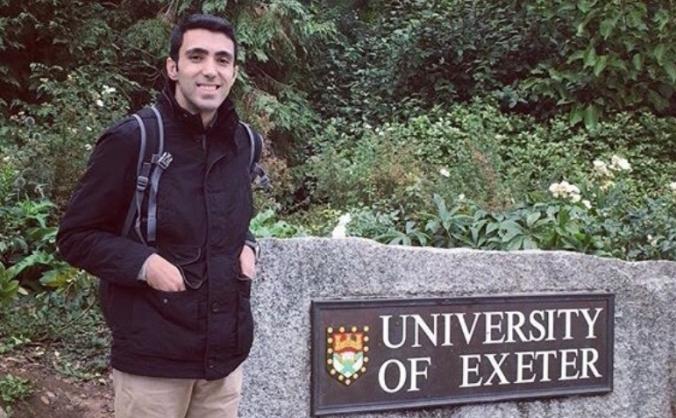 Exeter PhD