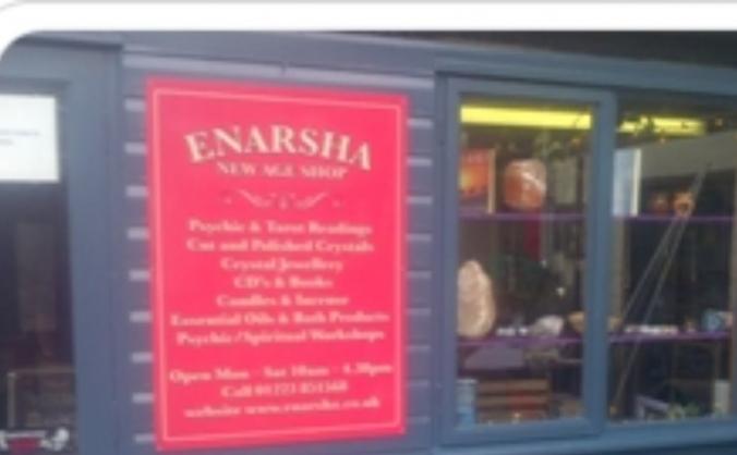 Convert Enarsha Newage to a Spiritual Centre