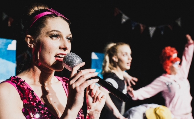 Help us get 'Mother Goose' to the Brighton Fringe!