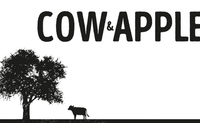 Cow & Apple