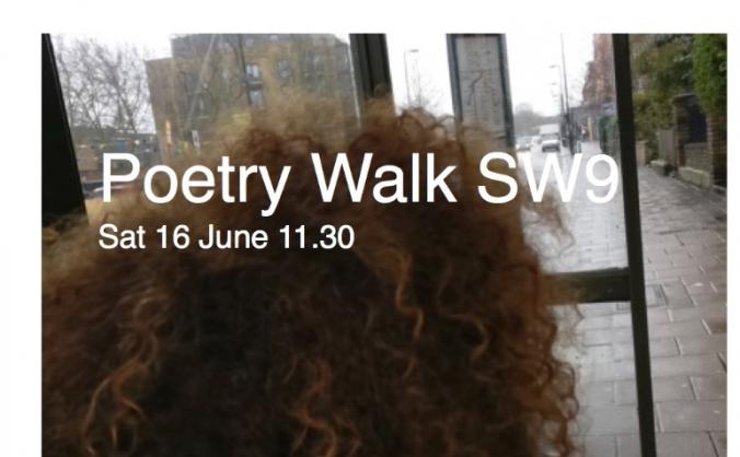 Poetry Walk SW9
