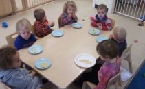 Feed 500 Children, free healthy meals for 1 year