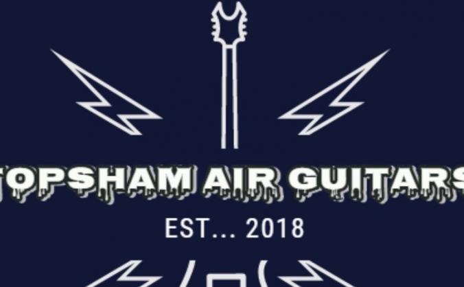 Topsham Air Guitar Shop - #lovetopsham