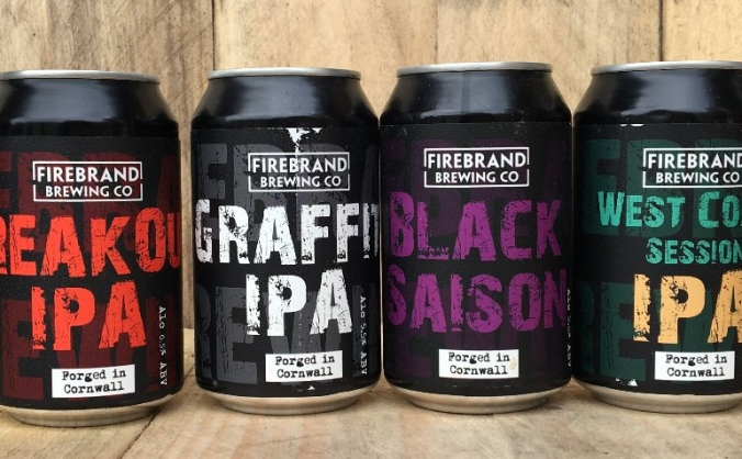 Firebrand Brewing Canning and Lab