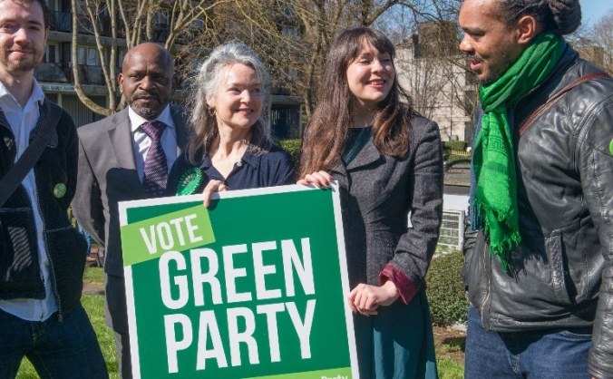 Coldharbour Ward Green Party