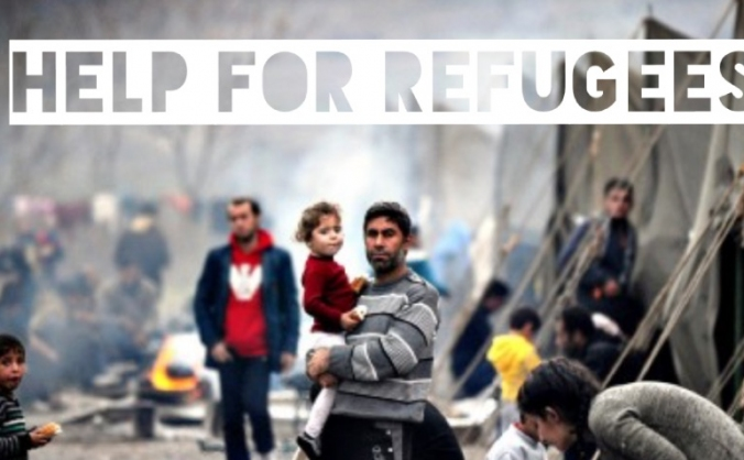 Help for refugees - from Brighton to Greece