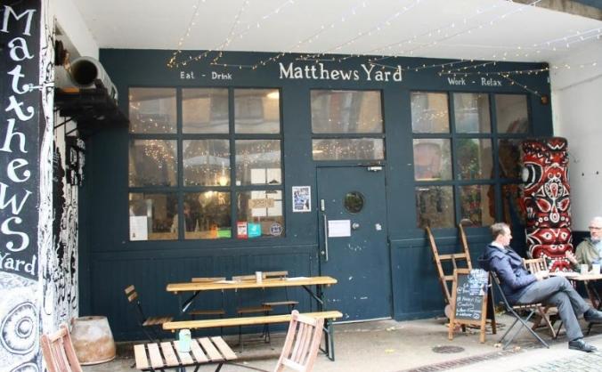 Save Matthews Yard
