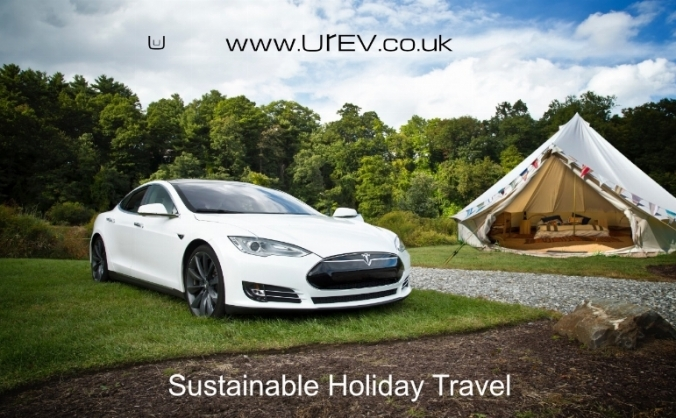 UREV  EV Car Hire to the Travel & Leisure Industry