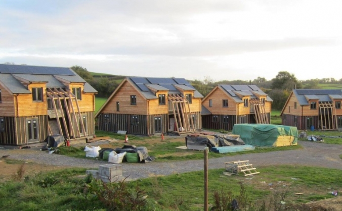 The Off-Grid Water Project - Broadhempston CLT