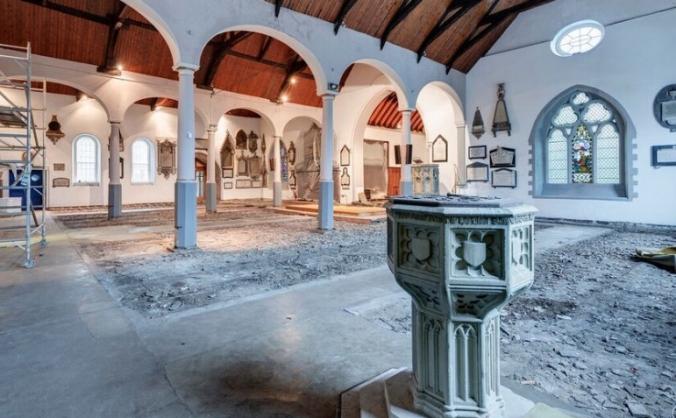 Stoke Damerel Church Refurbishment Appeal