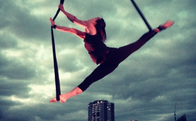 Circus for Survivors -Reclaiming our bodies #MeToo