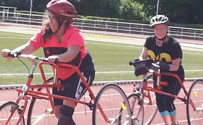 Feel the Burn- RaceRunning in Denmark