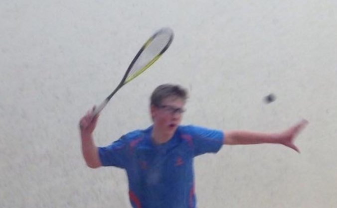 Help Alfie to Rank No.1 Under 15 for England.