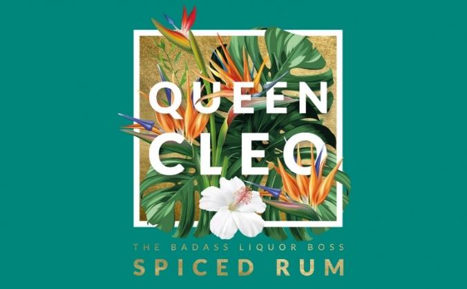 Queen Cleo Spiced Rum