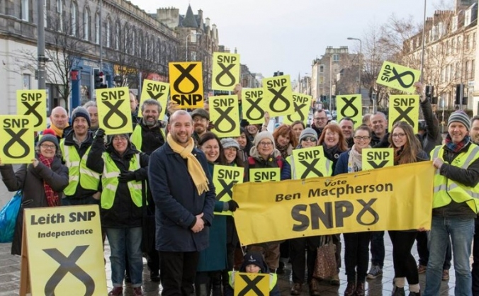 Ben Macpherson for Edinburgh Northern and Leith