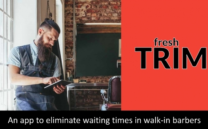 Fresh Trim - Tired of waiting in barber queues?
