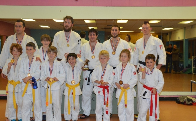 Shidokai Judo Club mat fund