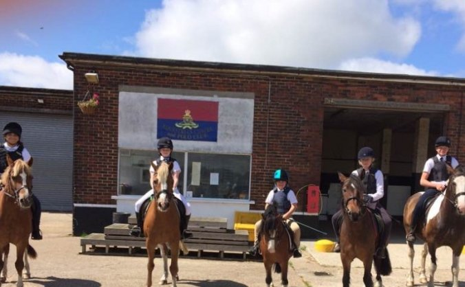 Royal Artillery Equestrian Centre Stable Repairs