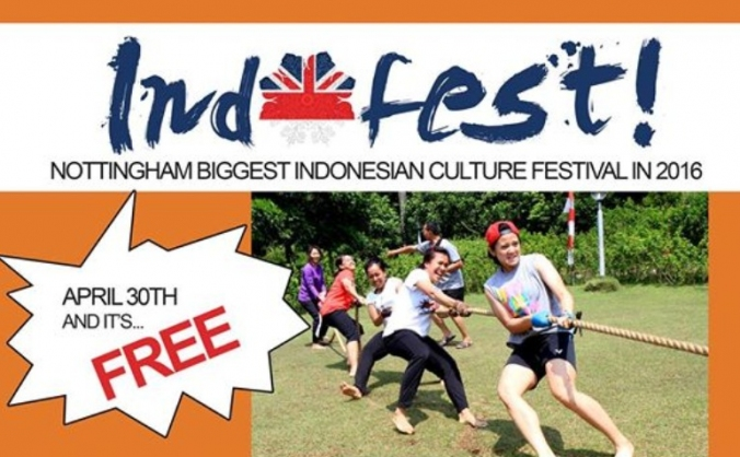 Indonesian Festival 2016