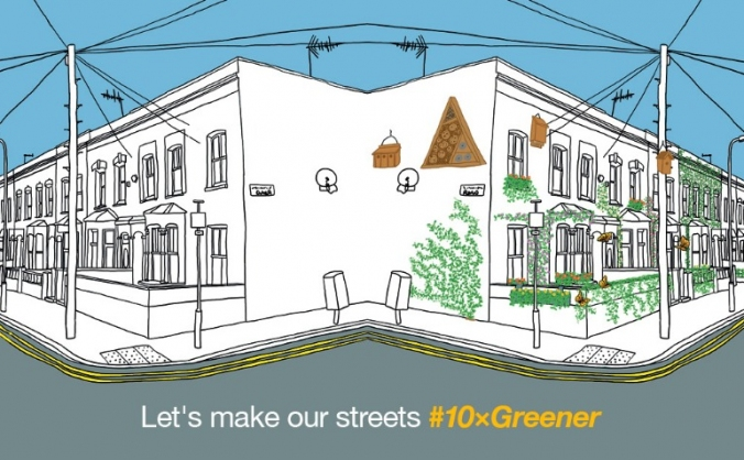 Let's hire a gardener to make E5 #10xGreener