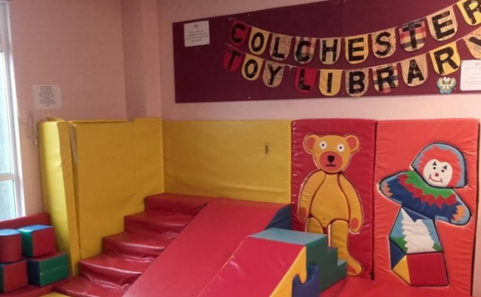 Core funding for Colchester Toy Library