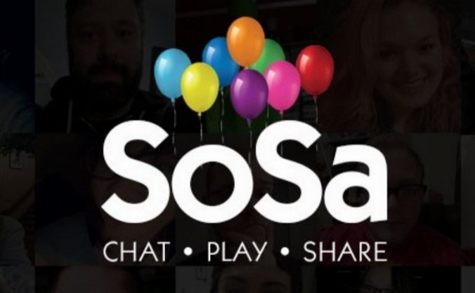 SoSa - Chat Play Share