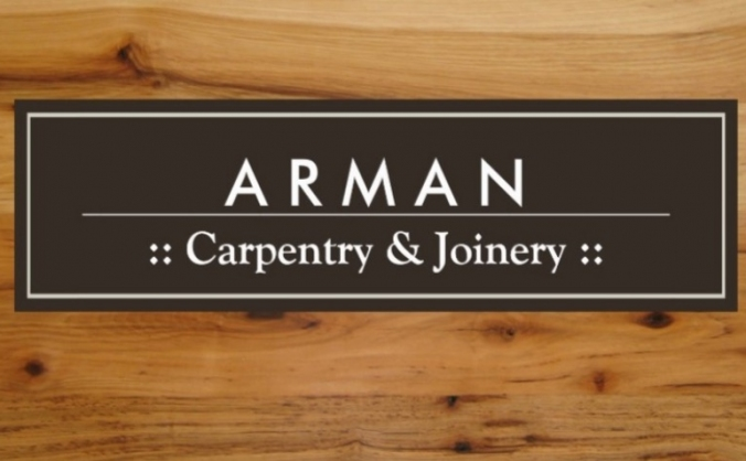 Arman's Carpentry & Joinery... a taste of Persia