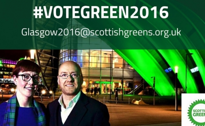 Elect Patrick and Zara for Glasgow!