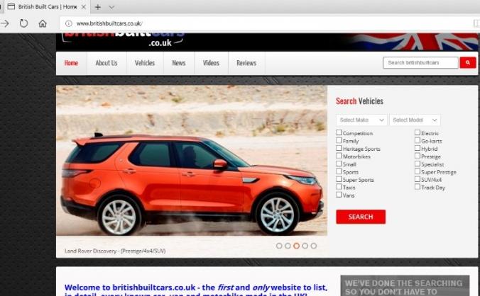 www.britishbuiltcars.co.uk