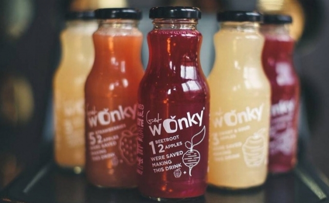 Get Wonky - Making juice out of misshapen produce