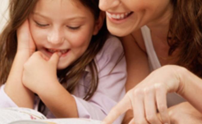 Help children find the fun in reading