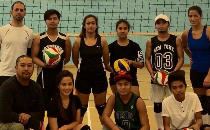 Non profit Volleyball club needing help with funds