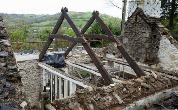 Glandwr Cottage Renovation