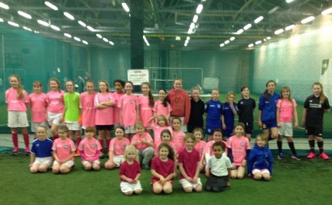 Bromborough and Eastham Stars -Girls Football Club