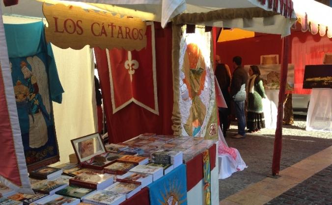 Cathar Culture Exhibition in Glastonbury