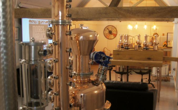 New Distillery & Gin School Experience in Warwick