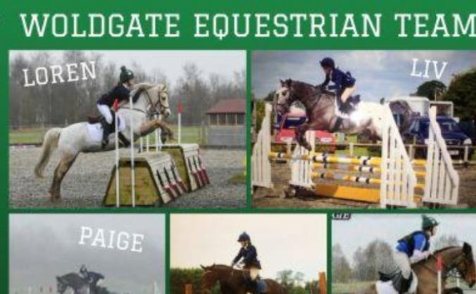 Woldgate Equestrian Team fundraiser