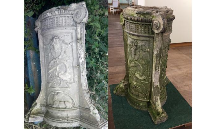 A Coade Stone Discovery