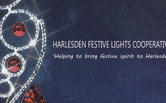 Harlesden Festive Lights Campaign 2018