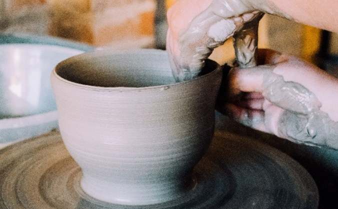 CUP Ceramics Community open-access studio