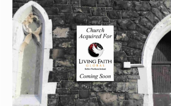 Historic Church Renovation Project