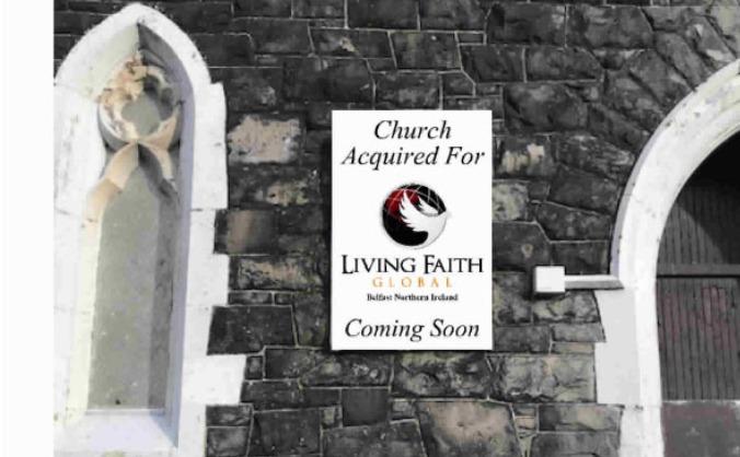 Historic Church Renovation Project