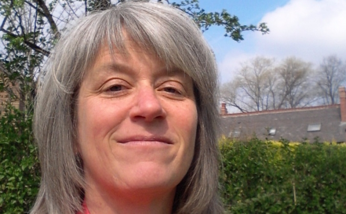 Salford Green Party mayoral candidate