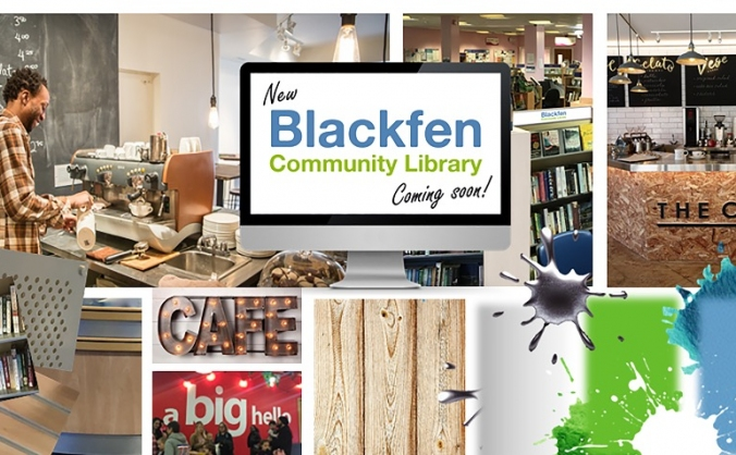 A community hub for Blackfen