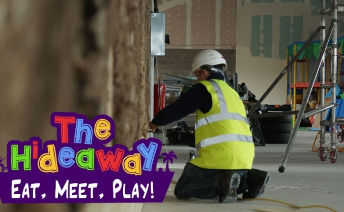 Help us complete The Hideaway