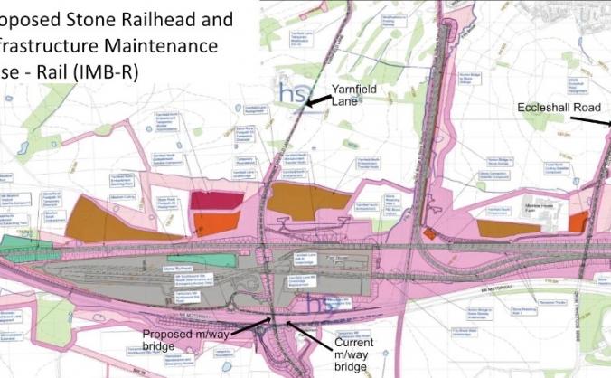 Stone Railhead Crisis Group  (Phase 2)