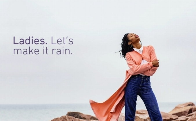 Supercharging women's savings for a rainy day