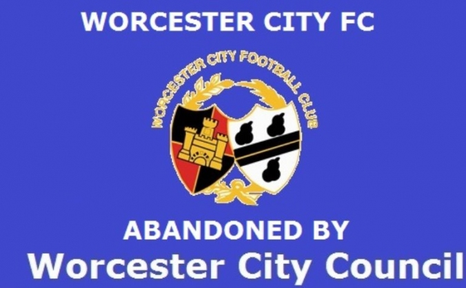 Worcester City FC Banner
